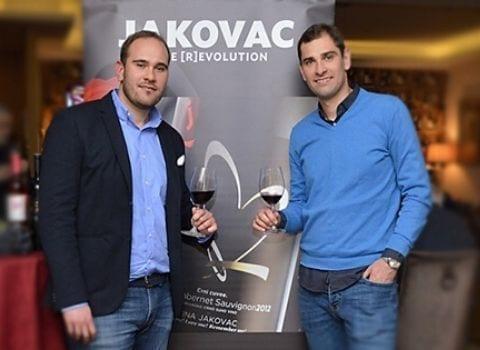 Vlasnici vinarije Jakovac