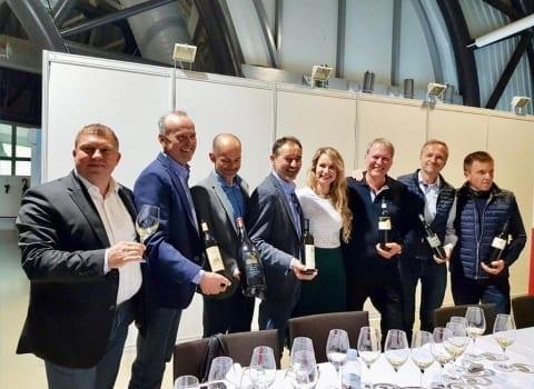 Istarski vinariji na radionici na Vinistri i Andrea Pancur