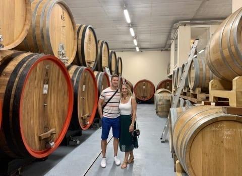 Posjet vinariji Secodo Marco