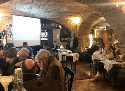 Vino i Kino wine bar Bornstain Zagreb