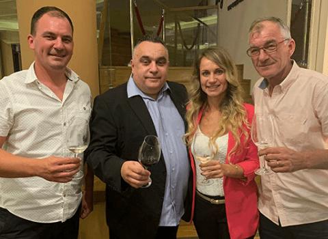 Vinari Andrea Pancur i Tomislav Stiplosek