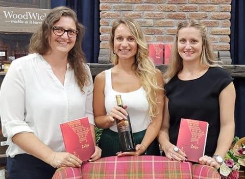 Promocija knjige Zelja Marina Kules i Natasa Debeljak i Andrea Pancur