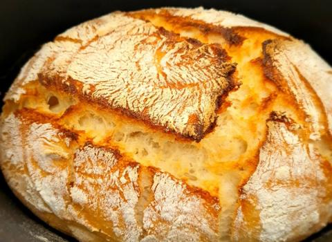 Brzi recept za kruh