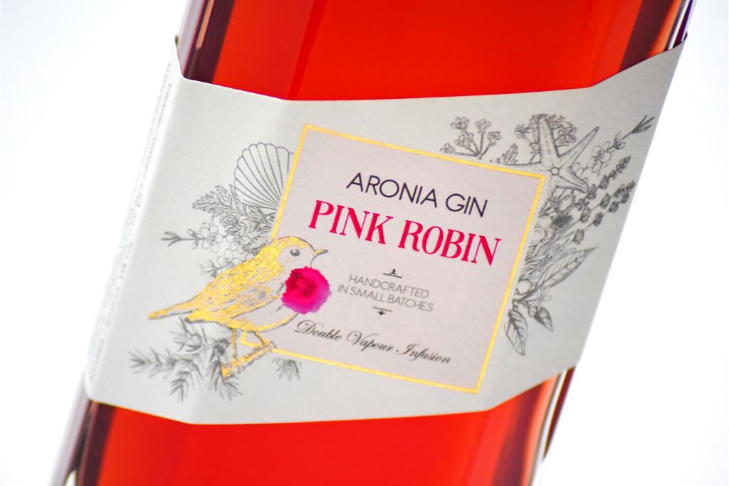 Pink Robin Gin