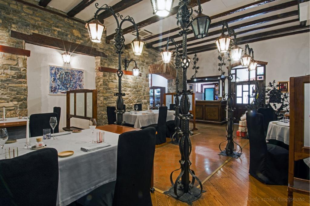 Restoran Zigante Livade