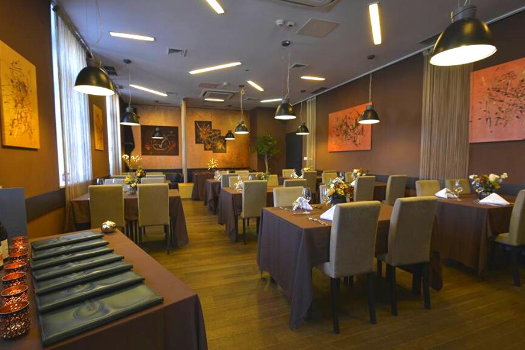 Restoran i hotel Amfiteatar