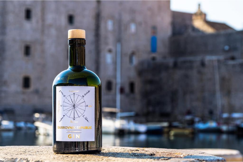 Dubrovnik republic gin