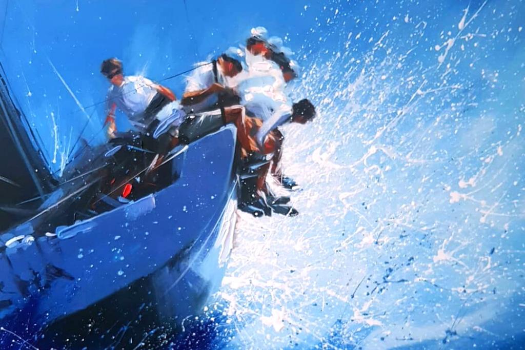 Slika jedrenja