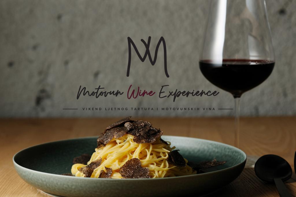 Motovun wine experience