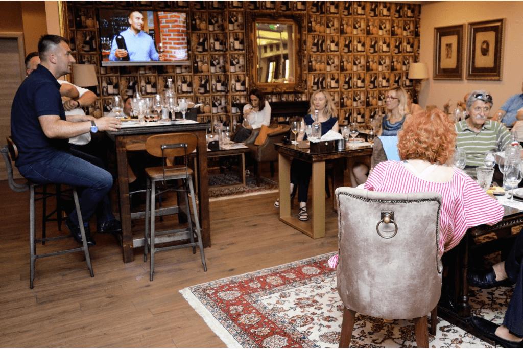 Izbor za vinsku damu