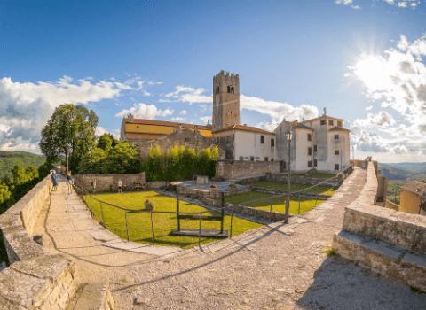 Motovun Wine Experience Wine Garden