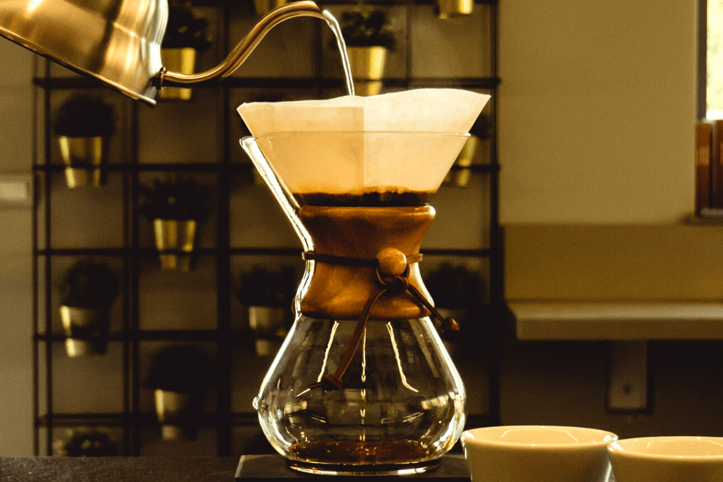 Filter kava