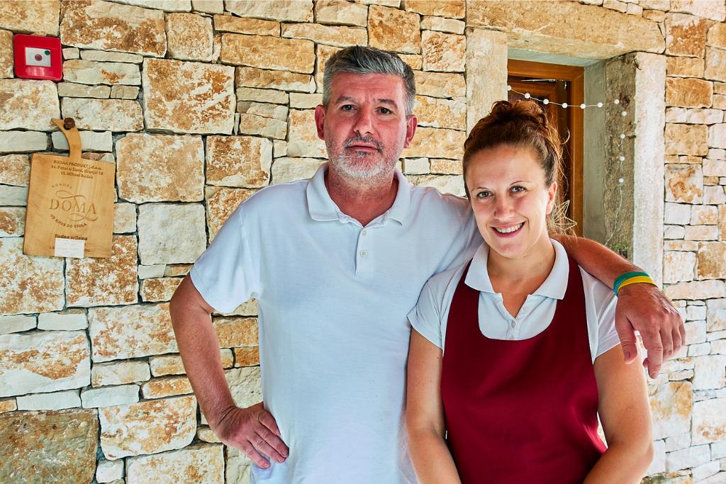 Chef Pino i Antonija Budak