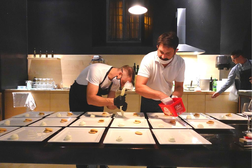Chef Ivan Martić i Igor Olujić