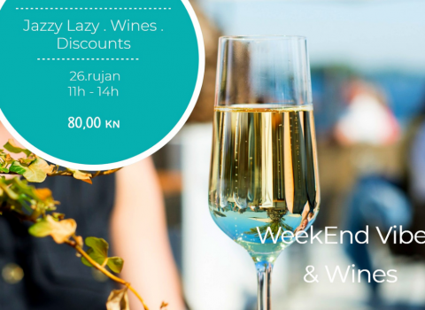 Weekend wines & Vibes Zagreb