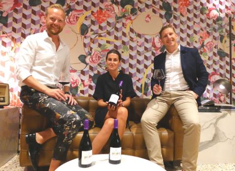 Predstavljanje vina Dite vinarije Roxanich