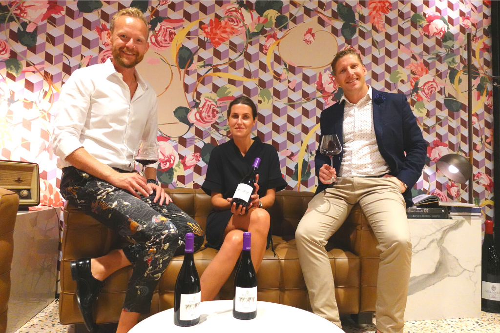 Predstavljannje novog vina DiTe Roxanich