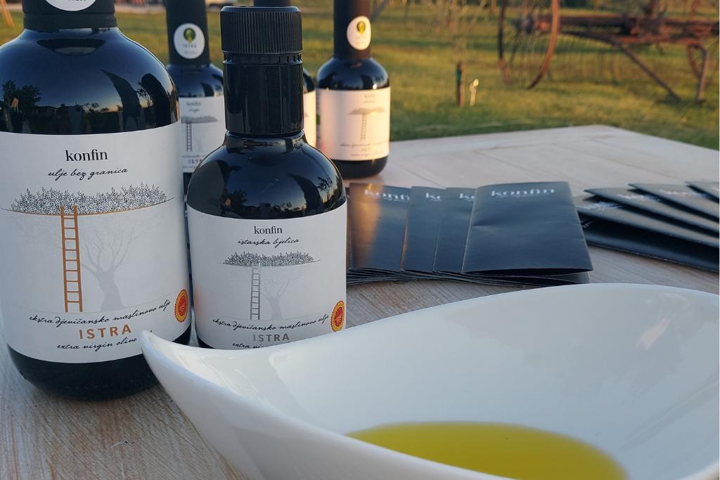 Konfin maslinovo ulje