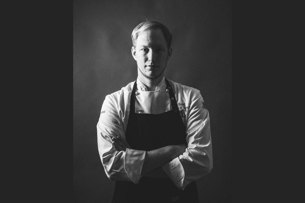 Chef Deni Srdoč