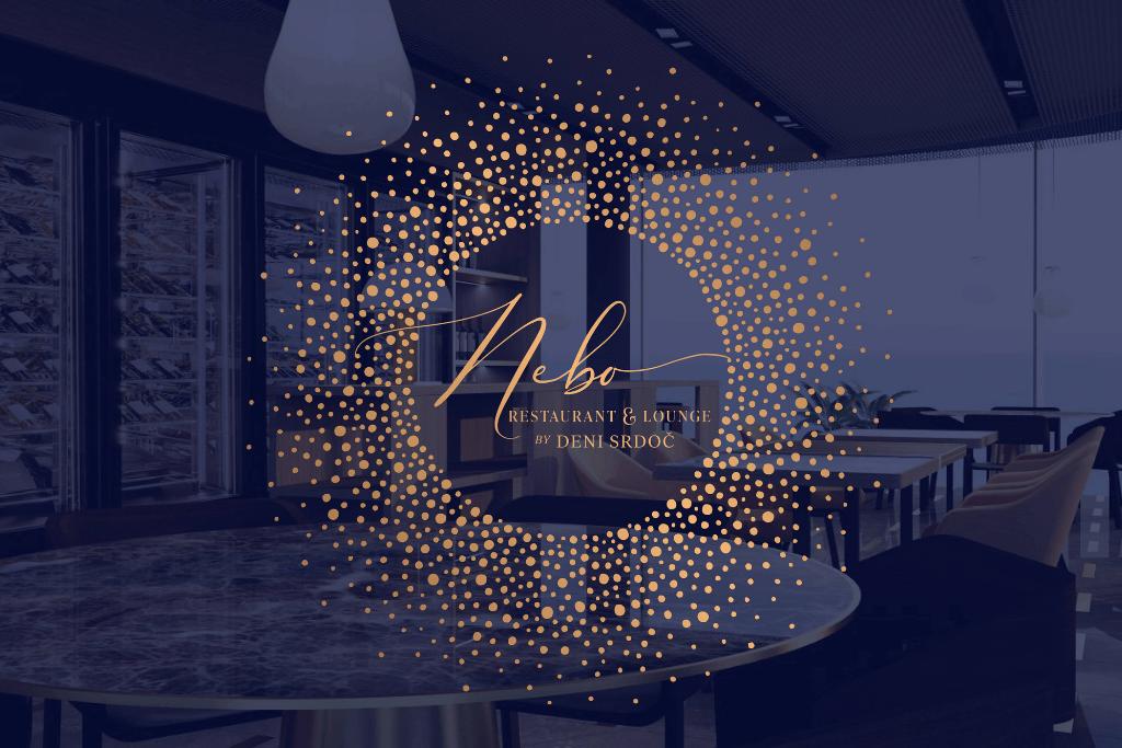 Restoran i lounge Nebo