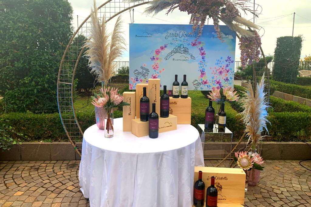 Predstavljanje vina Benvenuti