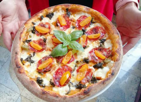 Najbolja pizza u Istri