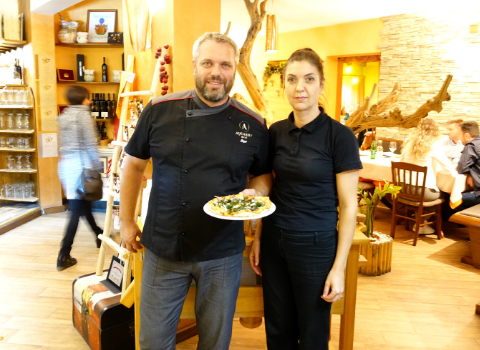 Bepo i Karmen Vorić