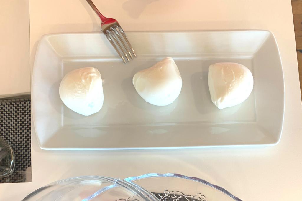 Prva istarska mozzarella