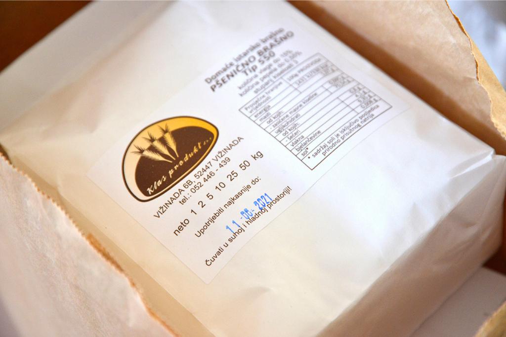 Pšenično brašno iz mlina
