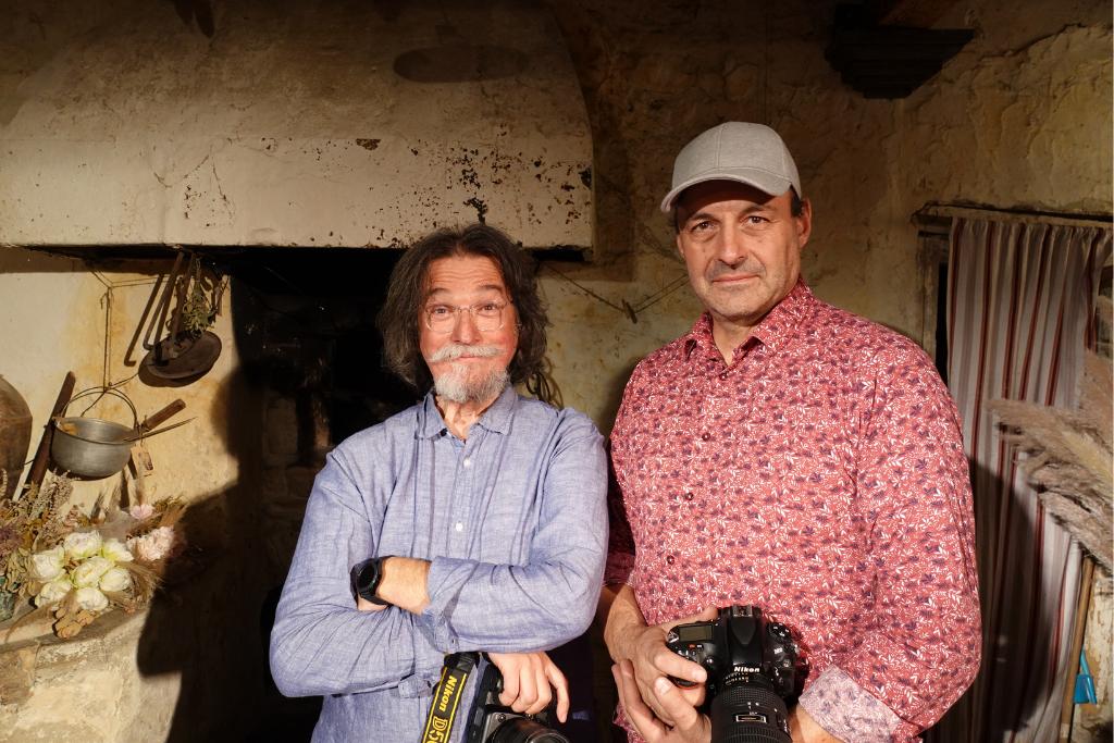 Đorđe Stošić i Giordano Cellich