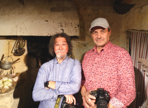 Đorđe Stošič i Giordano Cellich