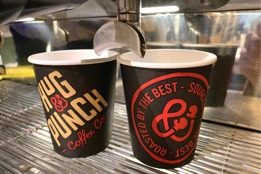 Hug&Punch kava to go