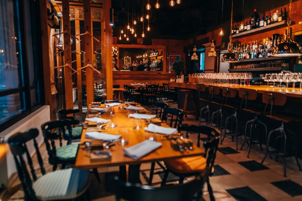 Restoran Atelje Ljubaljana