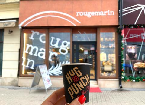 Hug&Punch kava stigla u RougeMarin Doma