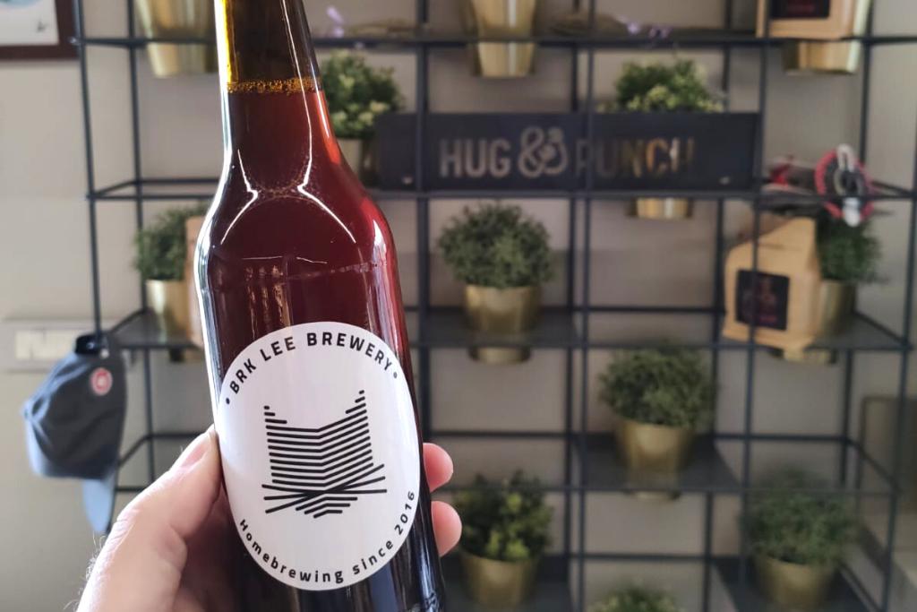 Craft pivo s Hug&Punch kavom i tinkturu Carolina Reaper čili papričica