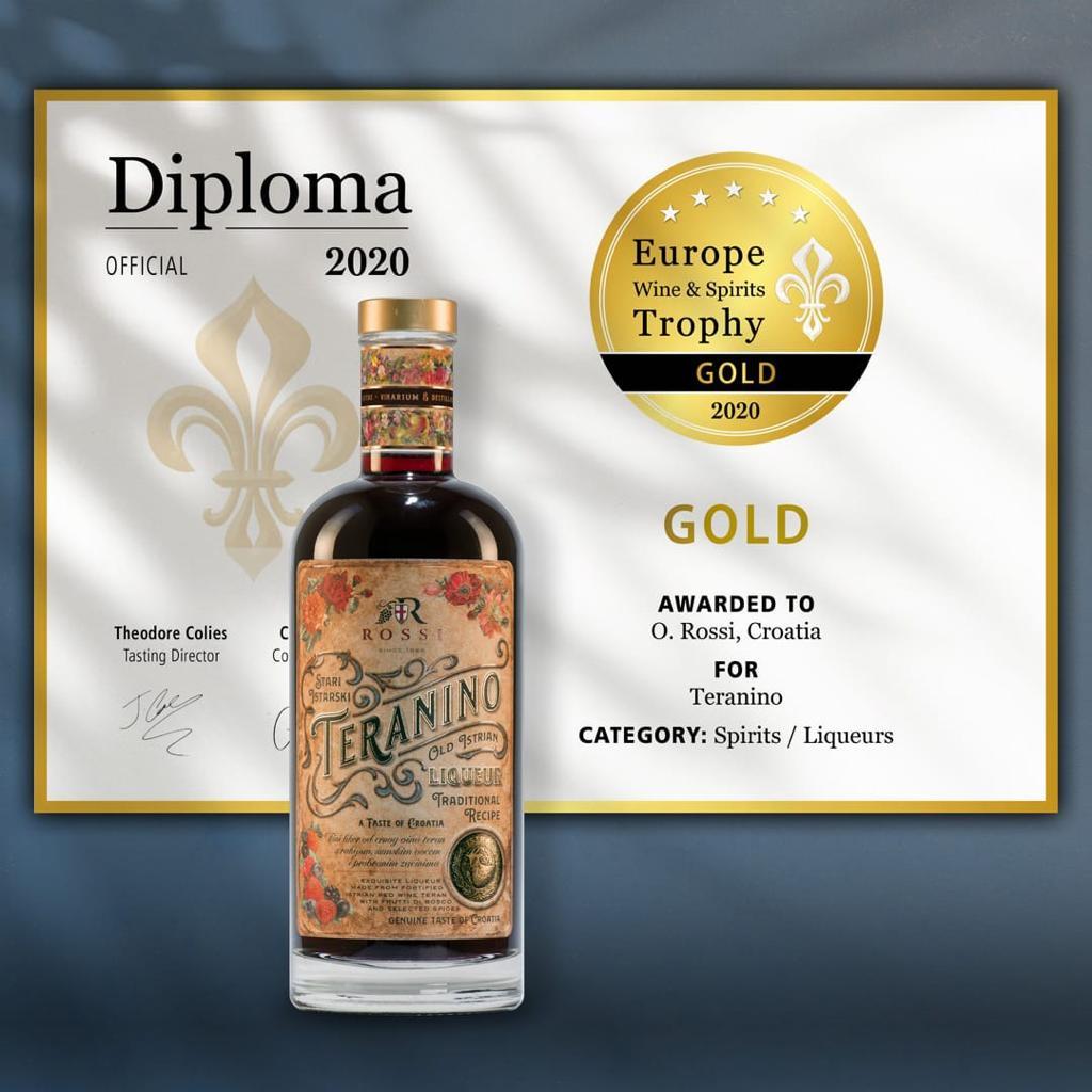 Nagrada za Teranino