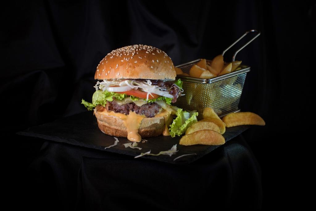 Burger Arman
