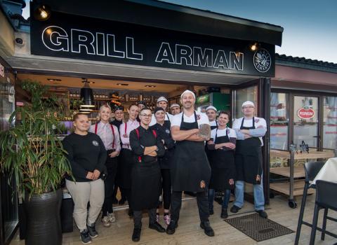 Arman grill Poreč