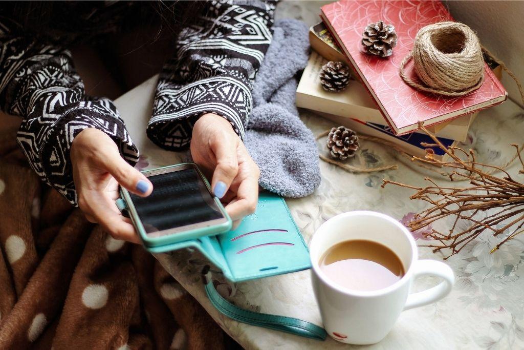 Kava I mobitel