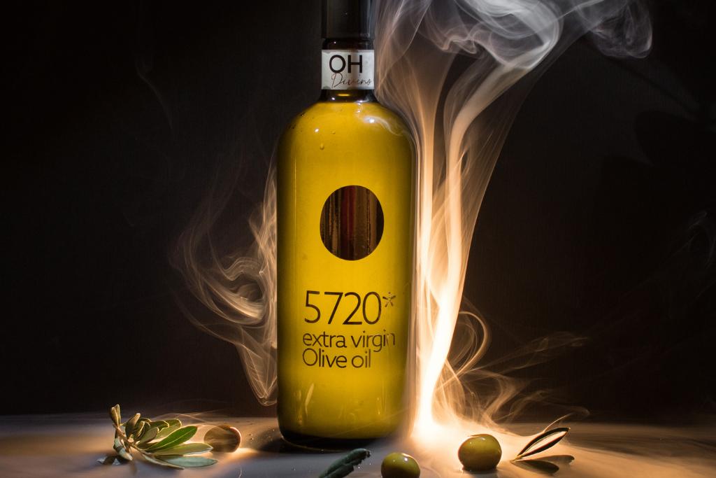 OH EVOO maslinovo ulje s efektom