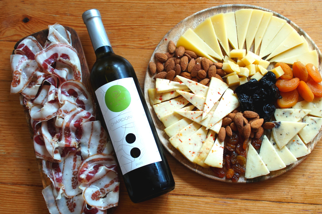 Degustacija Pilato vina